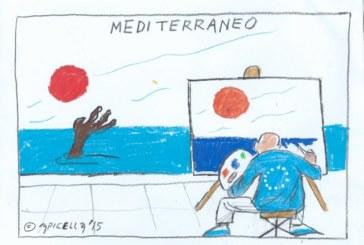 Mediterraneo, l'Europa ha in testa solo la guerra ai migranti