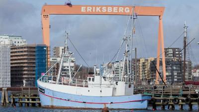Freedom Flotilla III pescheraggio Marianne