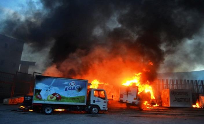 Messico Guerrero 43 desaparecidos 26 aprile 2015