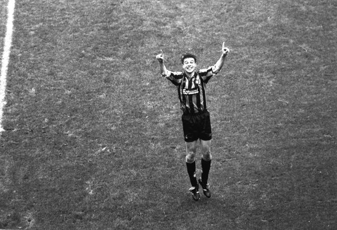 Nicola Berti e il derby, l'infantile essenza della felicità