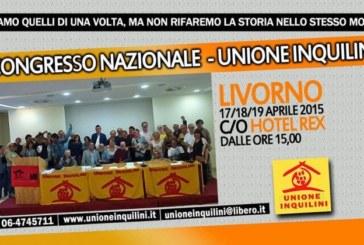 Abitare al tempo di Renzi, Unione Inquilini a congresso