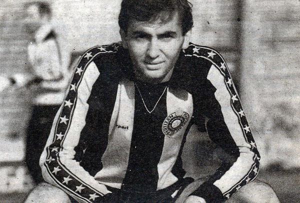Dragan Mance, quel sogno chiamato Partizan Belgrado