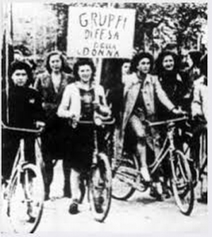 gruppi difesa donna