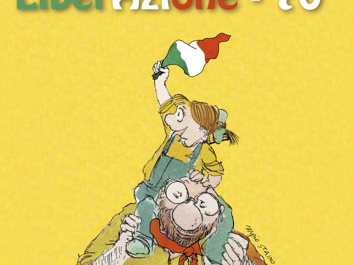 """""""70° LiberAzione"""", come disegnare la Resistenza"""