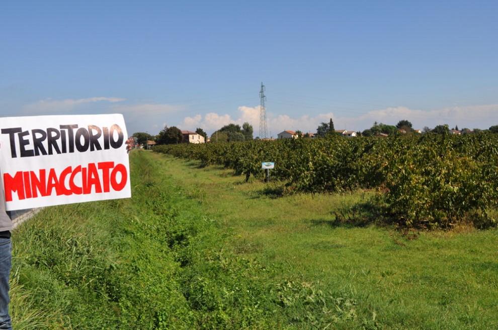 """Orte-Mestre, primo stop al """"mostro di cemento e asfalto"""""""