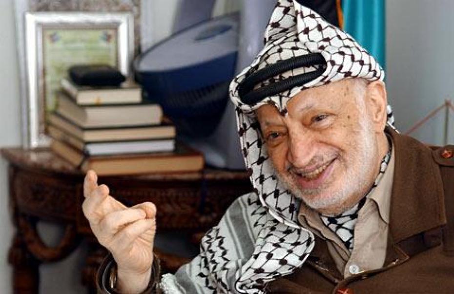 Morte Arafat, la Francia ha qualcosa da dire?
