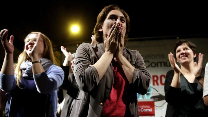 Barcellona, chi ha paura di Ada Colau?