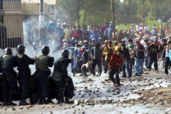 Perù proteste contro progetto Tia Maria