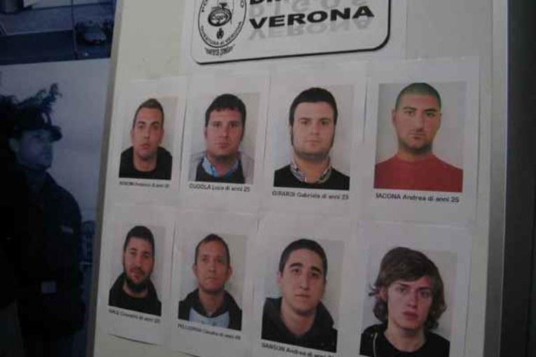 L'aria nera di Verona