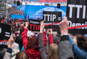 TTIP-UE: la Commissione INTA ignora le proteste europee