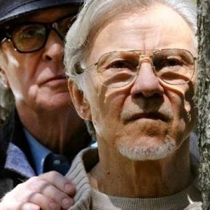Keitel e Caine in una scena di Youth