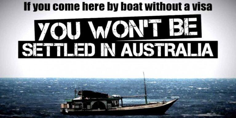 L'Australia paga gli scafisti