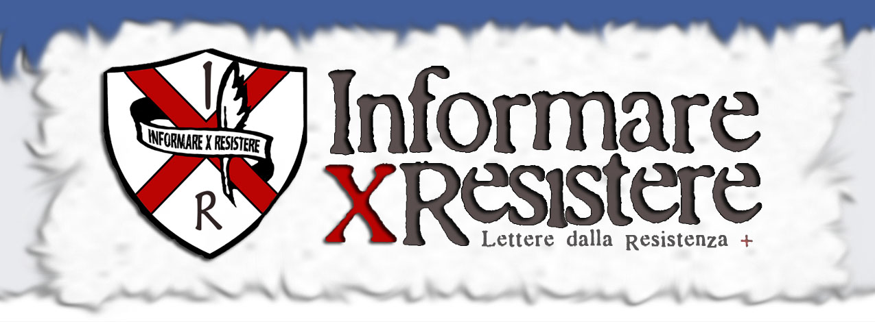 informare per resistere