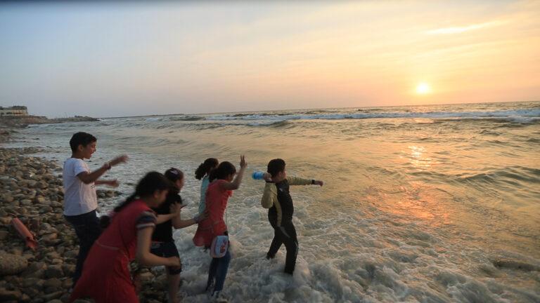 I sogni dei bambini di Gaza
