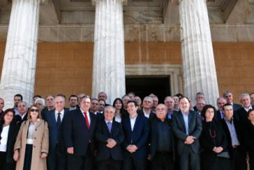 Il ritorno della democrazia greca