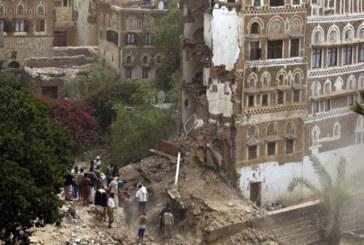 Yemen: sauditi come l'Isis. Colpita città vecchia di Sanaa