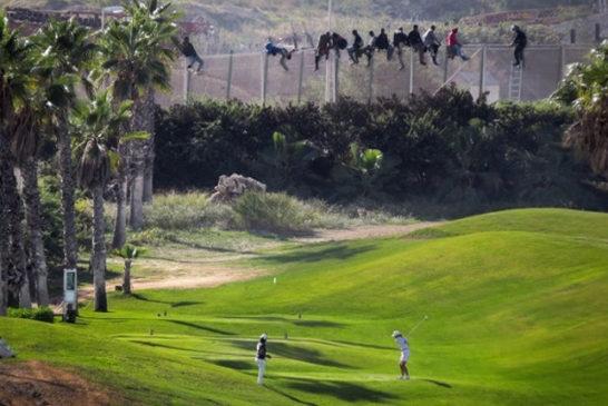 02 golf a Ceuta