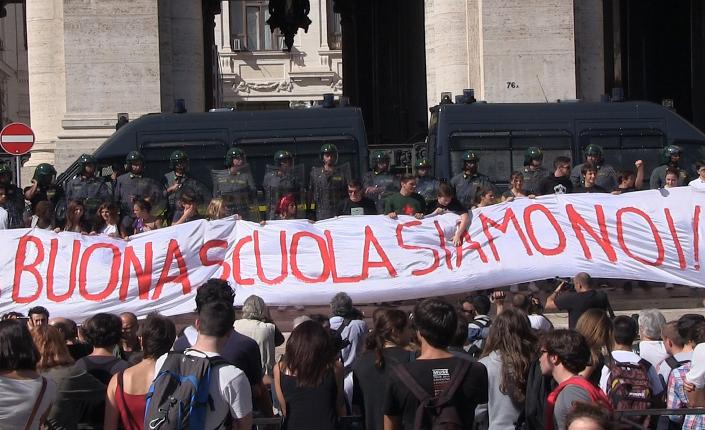 Scuola: 5 giugno manifestazioni in tutta Italia