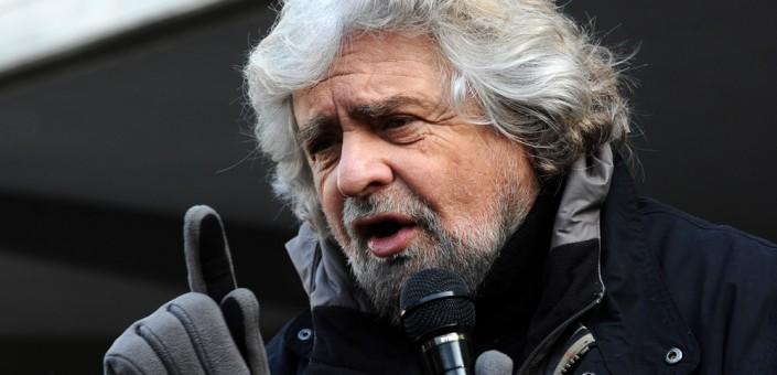 Beppe grillo ha portato il M5S ad essere il secondo partito cavalcando il peggio del peggio dei vezzi inconfessabili dell'italietta