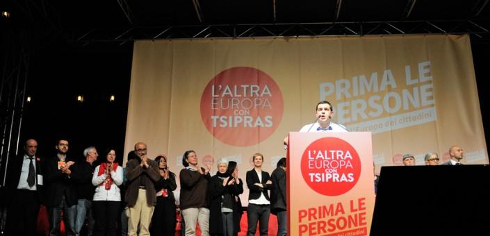 L'altra Europa con Tsipras, da immagini di speranza all'ennesimo crack della sinistra italiana