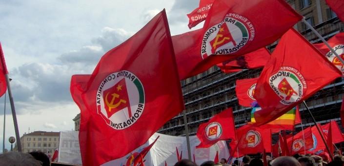 Rifondazione Comunista, da giovane speranza a campione in declino della sinistra
