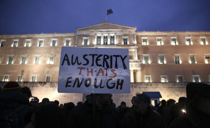 grecia  no austerity