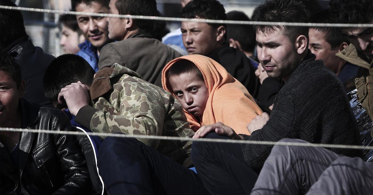 Anche in Grecia è emergenza rifugiati
