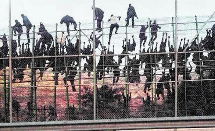 La barriera di Ceuta ok