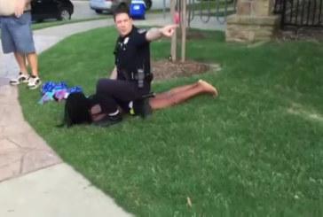 Texas: dimesso con privilegi il poliziotto Casebolt