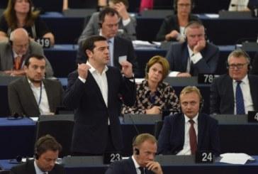 VIDEO Il discorso di Tsipras al Parlamento Europeo