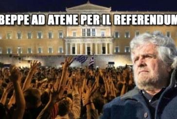 Syriza: «Grillo sei l'altra faccia del neoliberismo»