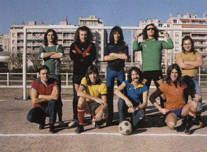 Pink Floyd Football Team