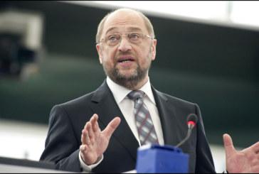 Grecia: Martin Schulz, preoccupato ad intermittenza