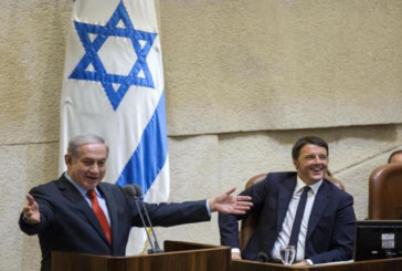"Renzi ""stupido e sterile boicottare Israele"""
