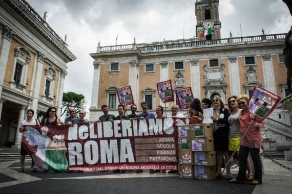 DELIBERIAMO-ROMA-CONSEGNA