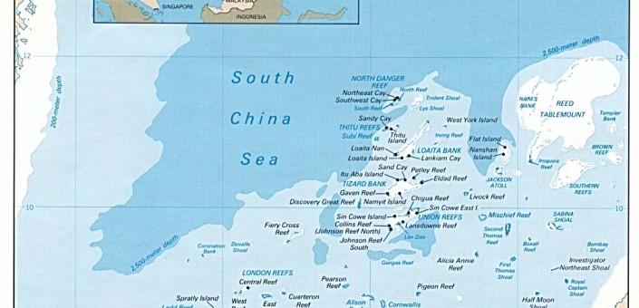 Le isole Spratly sono solo un pezzo del puzzle dell'espansione geopolitica della Cina
