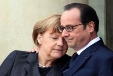 """Angela e François hanno detto """"sì"""""""