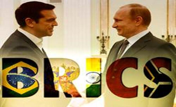 Tsipras Putin Brics