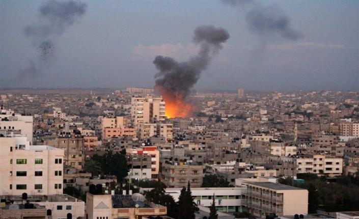 Caccia israeliani di nuovo su Gaza