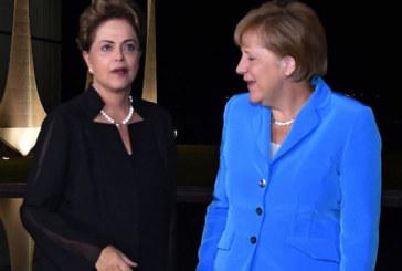 Brasile: arriva la cancelliera tedesca