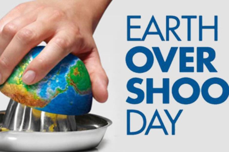 Earth Overshoot Day 2015. Esaurite le risorse della Terra
