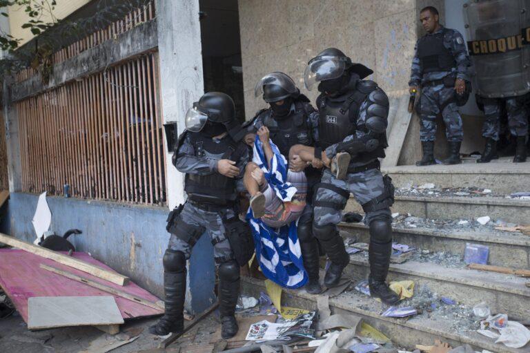 Malapolizia brasiliana, Amnesty fa rapporto