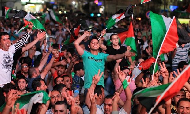 Palestina: il calcio unisce, Israele divide
