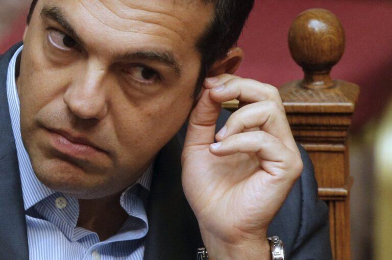 Tsipras, nell'Ade andata e ritorno