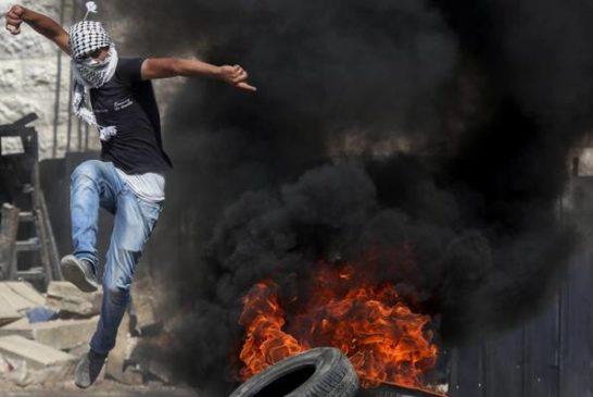 a Palestina proteste 31 ago 2015