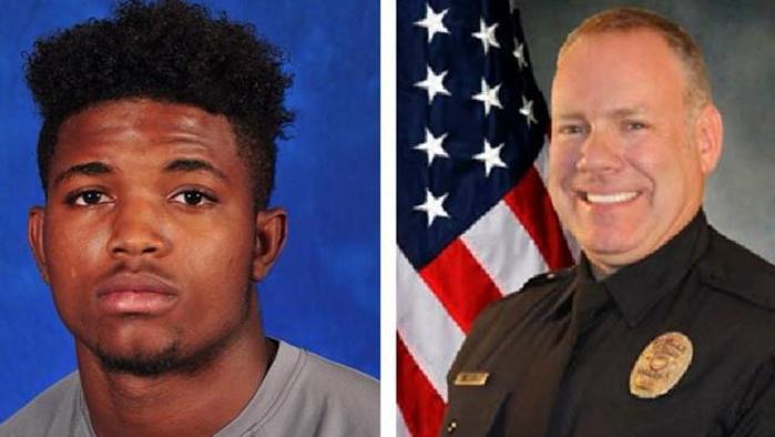 Usa, poliziotto uccide afroamericano disarmato