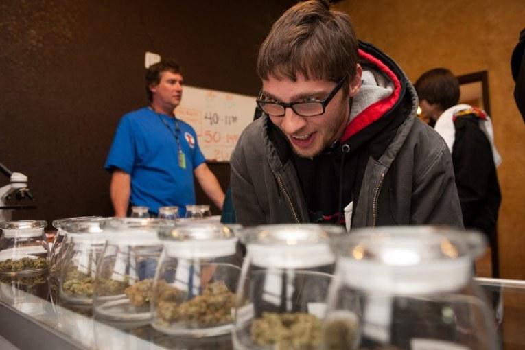 Cannabis legale, l'esempio del Colorado