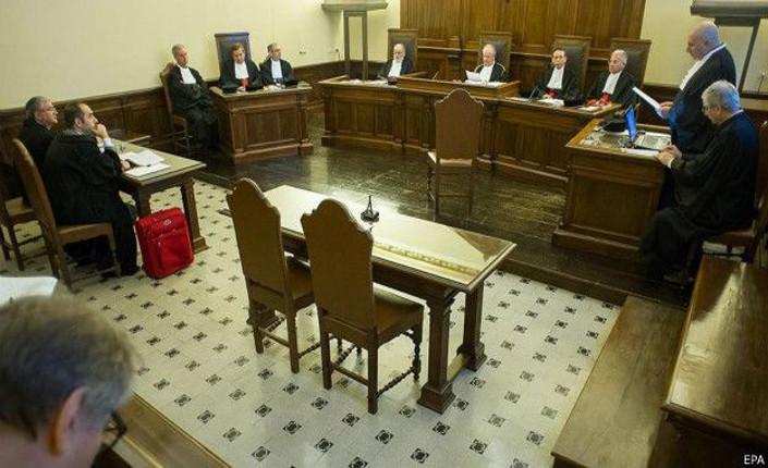 Aula in prima udienza del processo  Wesolowski, ma l'accusato non si è presentato per un malore