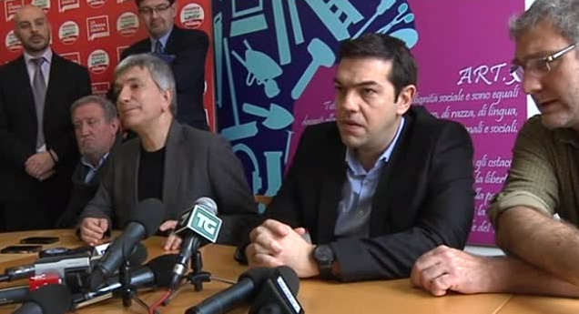 Con Tsipras, senza se e senza ma. C'era una volta l'Altra Europa