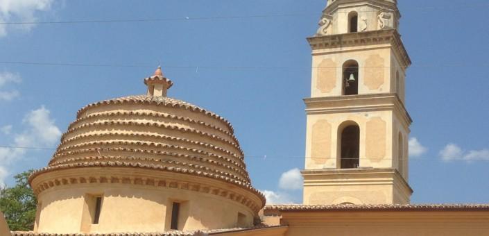 Il Convento di Santa Maria di Orsoleo A Sant'arcangelo